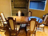 Vintage Dining Table Kijiji A Grand Montreal Acheter Et Vendre Sur Le Site De Petites Annonces No 1 Au Canada