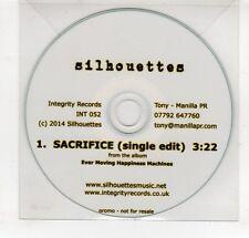 (GN913) Silhouettes, Sacrifice - 2014 DJ CD