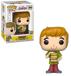 Scooby-Doo-50-Ans-Shaggy-amp-Sandwich-9-5cm-Pop-TV-Vinyle-Figurine-funko-626