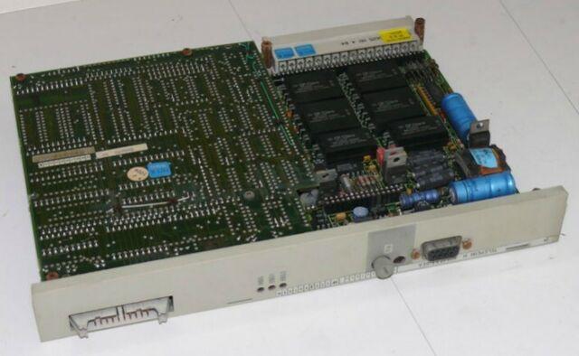 Siemens Teleperm M 6DS1731-8EA 6DS 1731-8EA:E :0 5 / Sw 04
