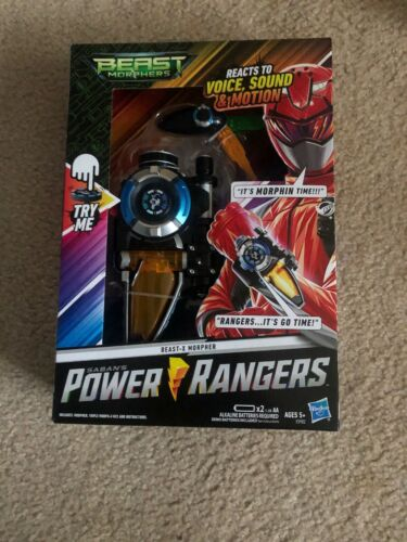 Power Rangers Bête Morphers-Beast-X morpher-Mighty Morphin neuf en boîte! * Nouveau