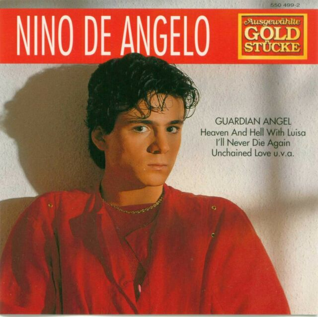 Nino de Angelo - Ausgewählte Goldstücke CD