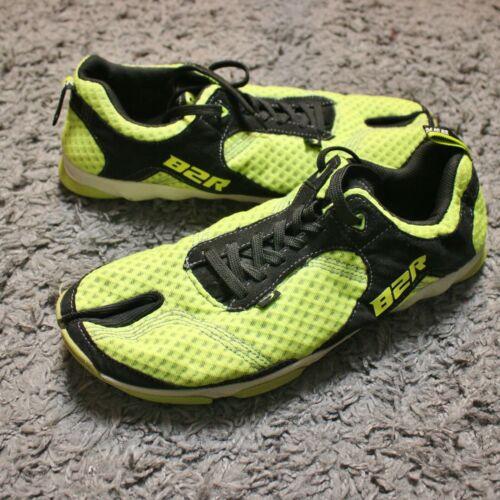 Born To Run Shoes Sneakers B2R Split Toe Yellow Me