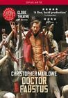 Doctor Faustus Globe Theatre 0809478010838 With Arthur Darvill DVD Region 0