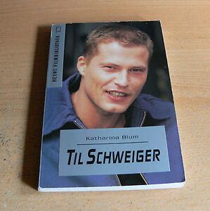 Til-Schweiger-Biographie-von-KATHARINA-BLUM-1997-TB