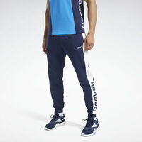 Deals on Reebok Training Essentials Linear Logo Joggers