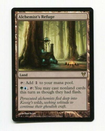 MTG Alchemist/'s Refuge NM Avacyn Restored Rare