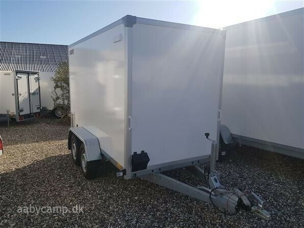 Trailer Cargo F2030HTL med Døre, lastevne (kg): 2000