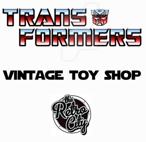 Vtg-G1-G2-Transformers-Action-Figures-Toy-Shop-Autobots-Decepticons-80s-90s