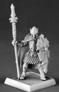1x OAKHEARTH WARDEN - WARLORD REAPER miniature rpg jdr elf  wood bois 14581