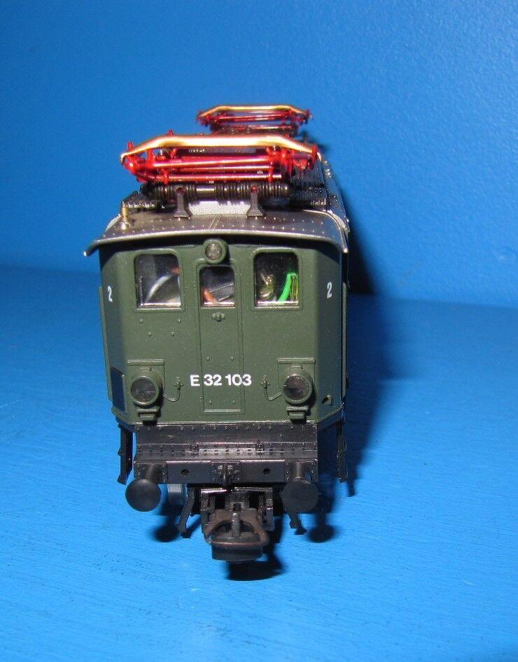 ROCO ROCO ROCO h0 Digital E-Lok BR 132/e 32 103 delle DB NO. 14145 a in OVP  355 53edaa