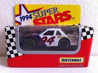 Matchbox Super Stars - Voiture Racing Nascar N° 94 White Rose (ltd Ed. - 1/64)