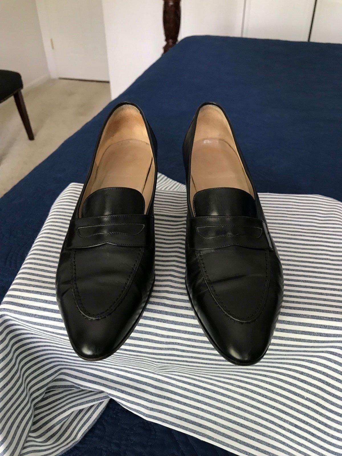 Ferragamo Women's Women's Ferragamo Shoes Heels, 7B, Black, (FF026), Retail $545.00 38af94
