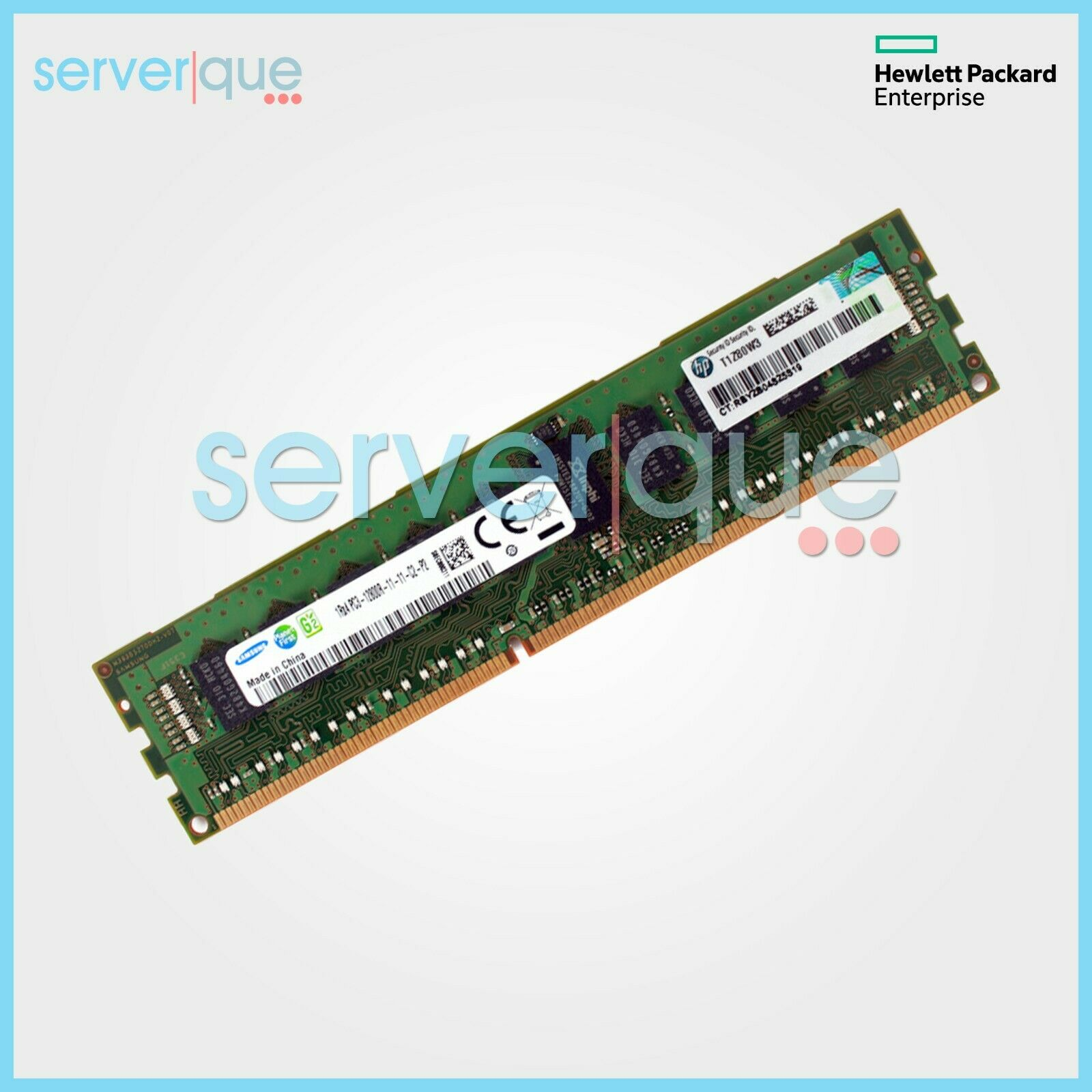 parts-quick 8GB Memory for Supermicro SuperServer 6017R-73THDP DDR3 1333MHz PC3-10600 ECC Registered Server DIMM