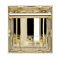 Phylrich KR465-047 RECESSED SOAP AND GRAB