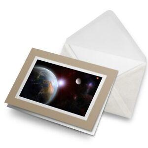 Greetings-Card-Biege-Awesome-Earth-Space-Globe-2400