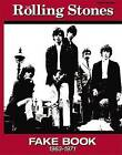 The Rolling Stones: Fake Book 1963-1971 by Rolling Stones (Paperback / softback, 2005)