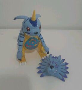Digimon-Digivolving-Gabumon-Playset-Miniature-Inside-Bandai-Rare-Toy