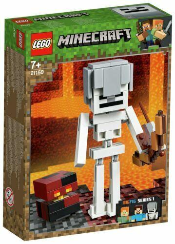 LEGO 21150 Minecraft scheletro BIG-Figura Set di costruzione. Nuovo di Zecca GRATIS P P