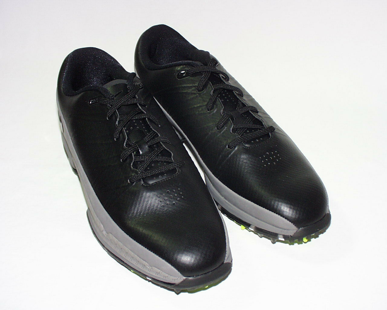 separation shoes c18c7 0e2aa ... Nike Air Zoom Zoom Zoom Attack Golf Shoe, Synthetic Microfiber Upper,  White or Black ...