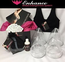 Enhance Breast Enlargement/ Enhancement Beauty System - pump bosom enhancer