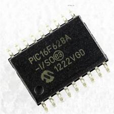 2x MICROCHIP PIC16F628A-I/SO PIC16F628A SOP-18 CHIP IC NEW