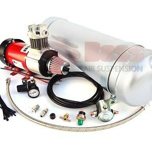 BOSS PX07 Outback Compressor Kit for Toyota Prado 90 120 150 series Hilux Surf