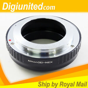 Nikon-S-RF-mount-lens-to-Sony-E-mount-NEX-adapter-NEX-5-NEX-3-A7-A7R-A6000-A5100