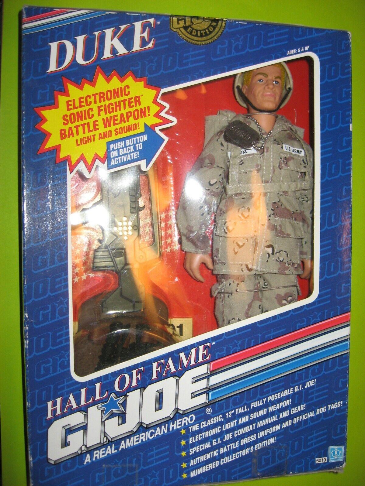 G.I. JOE  Original Target Exclusive Htutti OF FAME DUKE