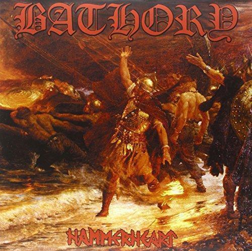 """Bathory - Hammerheart (NEW 2 x 12"""" VINYL LP)"""