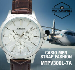 Casio-Men-039-s-Standard-Analog-Watch-MTPV300L-7A-MTP-V300L-7A