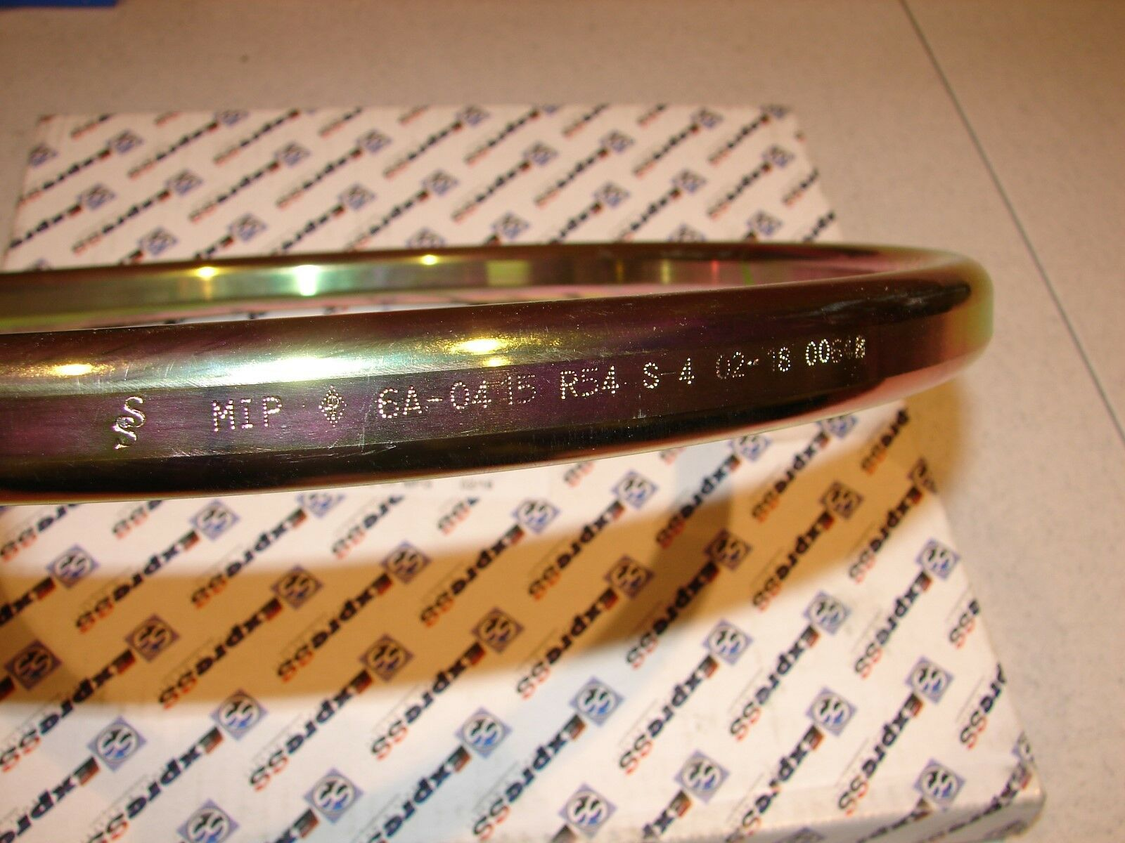 MIP API 6A  SS RING GASKET R-39-316 R39-S316-4 6A-0415 05//08 655092 NOS