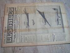 """1µ?  Revue Les Ailes """"Monde Aviation"""" n°1413 Breguet 960 Vultur Mur du Son"""
