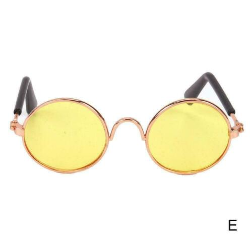 Doll Glasses Vintage Oval Glasses Suitable For 18 inches Dolls Doll Accessories