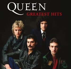 QUEEN-GREATEST-HITS-D-Remaster-CD-BEST-OF-FREDDIE-MERCURY-BRIAN-MAY-NEW