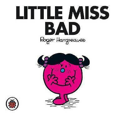 1 of 1 - Little Miss Bad By Roger Hargreaves- New