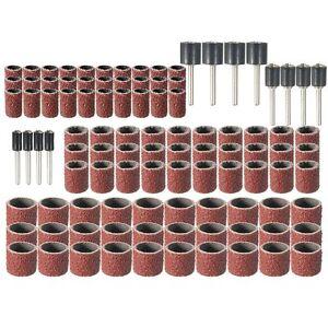 102 schleifb nder schleifwalze schleifkappen 12halter f r. Black Bedroom Furniture Sets. Home Design Ideas