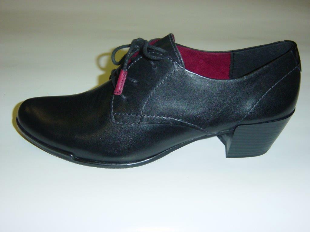 contatore genuino Tamaris normalissime scarpe scarpe scarpe basse   NERO   Pelle Liscia   paragrafo   Dimensione 40  prendiamo i clienti come nostro dio