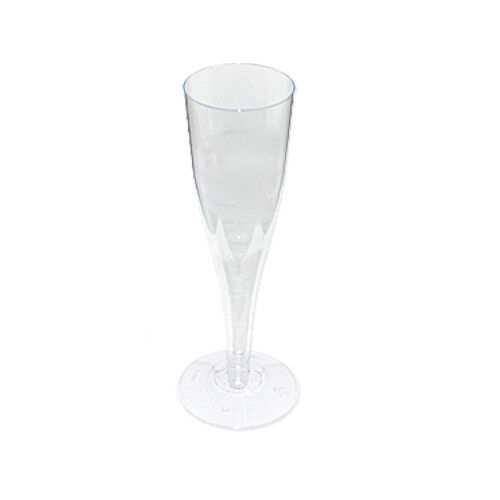 500 Einweg - Sektgläser 0,1l Champagnergläser, Sektglas