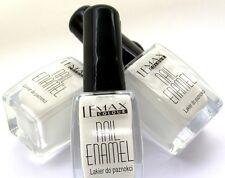 Lemax - Nail Enamel WHITE,FRENCH Nail polish - BEST   9ml