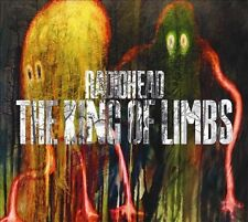 Radiohead The King of Limbs Vinyl Newspaper Special Edition