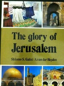 The-Glory-of-Jerusalem-by-A-Van-der-Heyden-Shlomo-S-Gafni