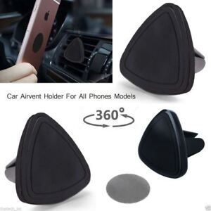 New-Universal-360-Car-Mount-Air-Vent-Magnetic-Holder-GPS-PDA-Mobile-Phone