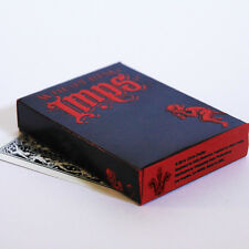 Whispering Imps Black Edition Playing Cards