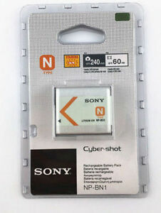 SONY-NP-BN1-NP-BN1-BATTERY-FOR-SONY-CYBERSHOT-DIGITAL-CAMERAS-WITH-WARRANTY