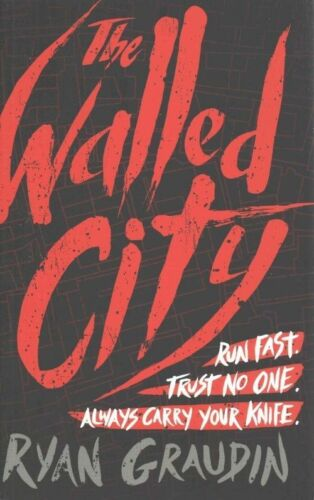 1 of 1 - The Walled City, New, Graudin, Ryan Book