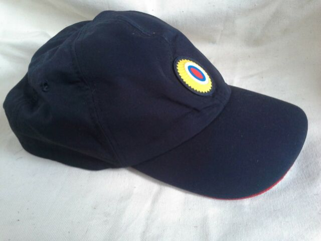 Russian Police summer cap blue with badge cocarde Original