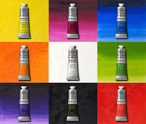 Winsor & Newton Winton Oil Paint 37ml & 200ml Tubes - All Colours Available