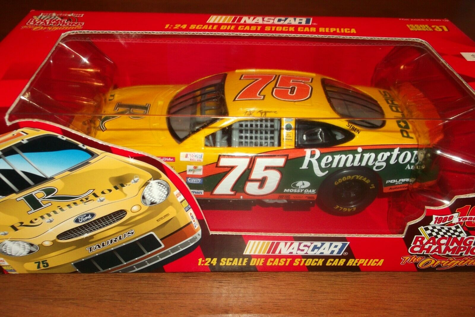 TED MUSGRAVE REMINGTON RACING CHAMPIONS 1 24 SCALE NIB (63