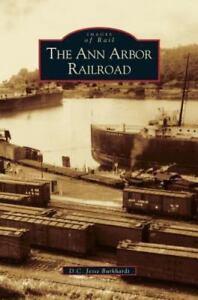 Ann-Arbor-Railroad-Hardback-or-Cased-Book